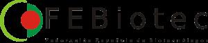 Logo oficial FEBiotec color PNG